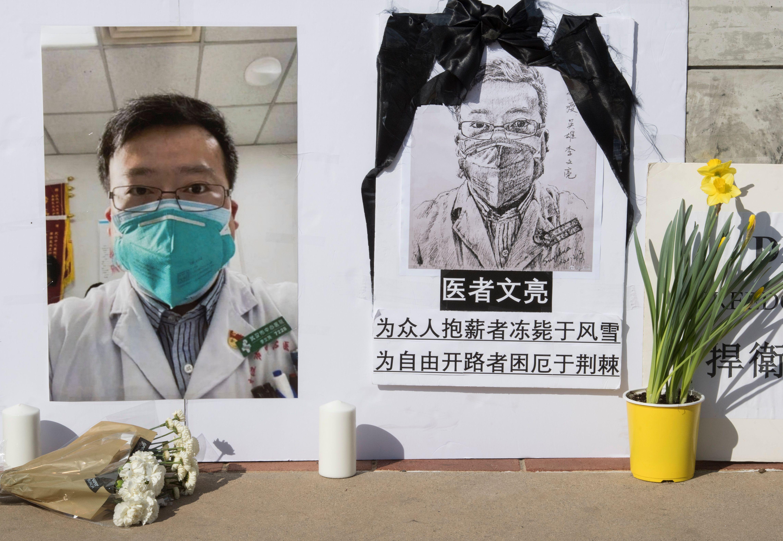 Beijing's Coronavirus Propaganda Has Both Foreign and Domestic Targets |  Freedom House