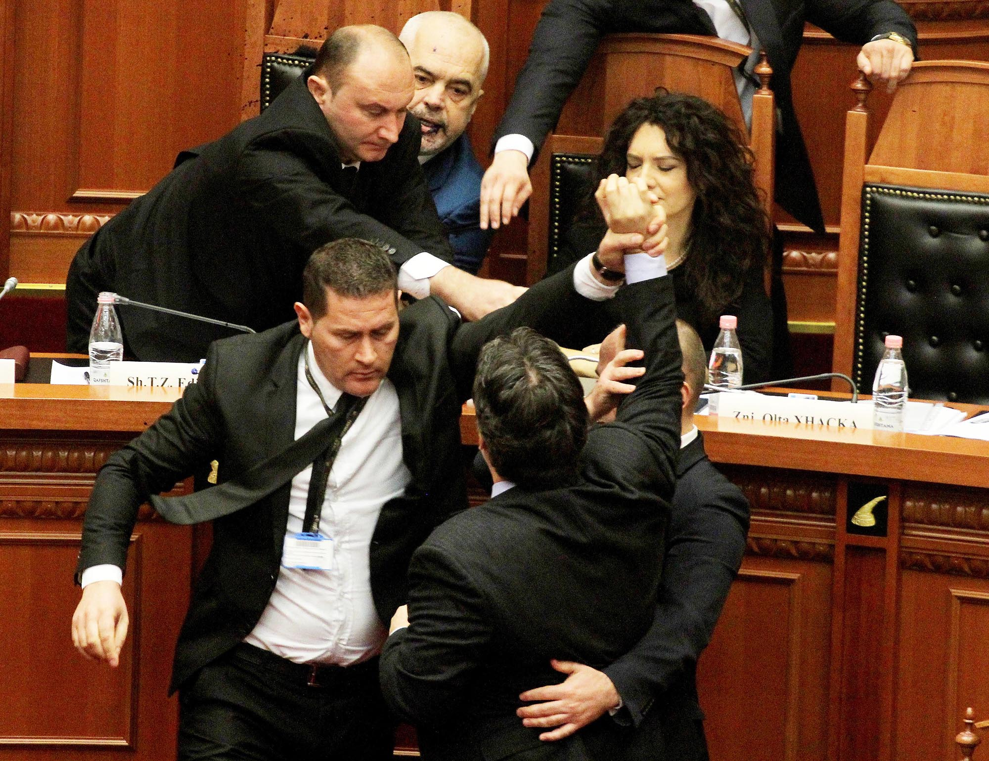 Albania Prime Minister NIT 2020 legislature
