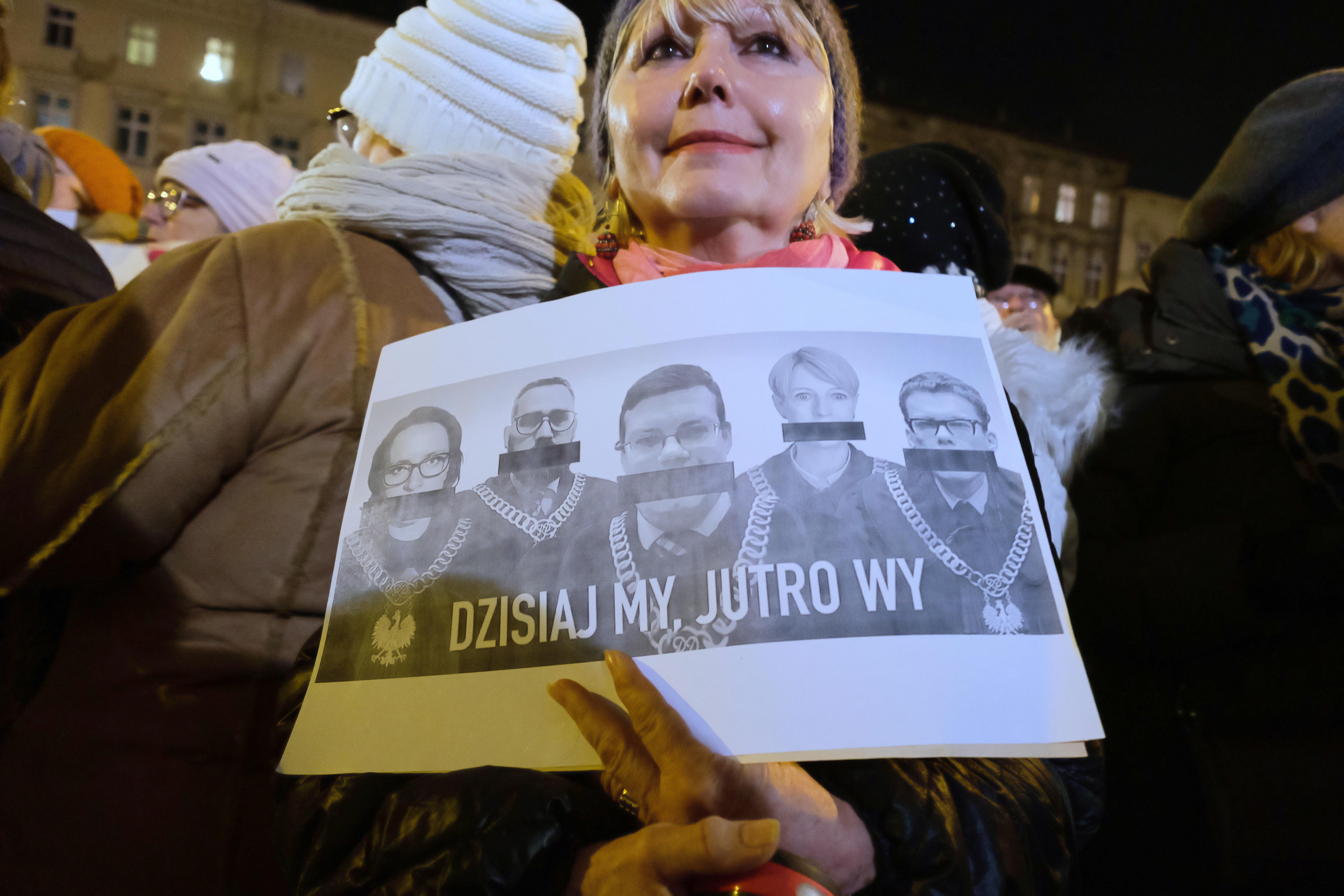 Poland judiciary muzzling Pozan courts