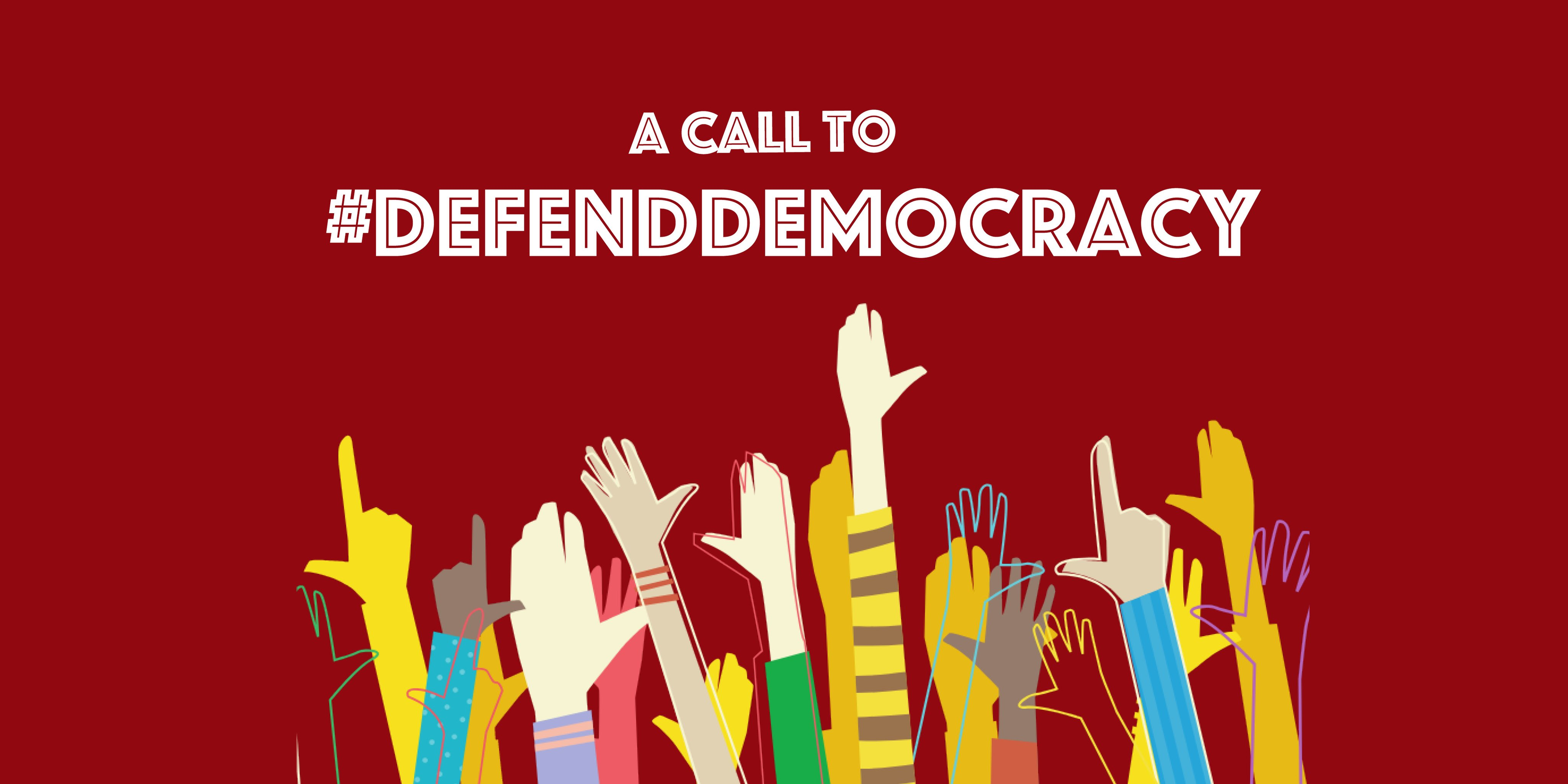 A Call to Democracy