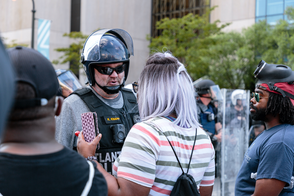 How Domestic Spying Tools Undermine Racial Justice Protests