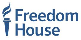 Risultati immagini per freedom house org logo