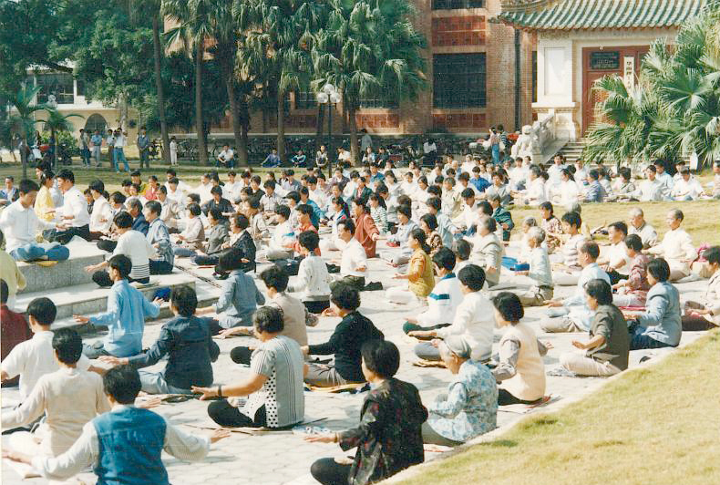 #FalunGong believers in China face ongoing, large-scale persecution #ChinaReport