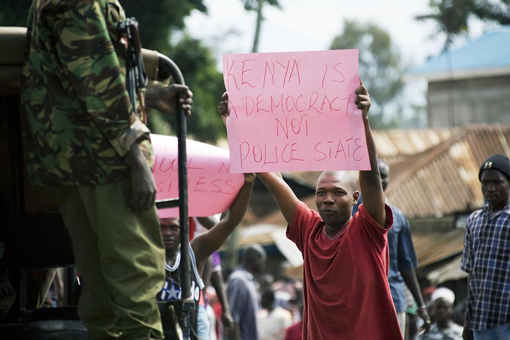Kenya's Antiterrorism Strategy Should Prioritize Human Rights, Rule of Law
