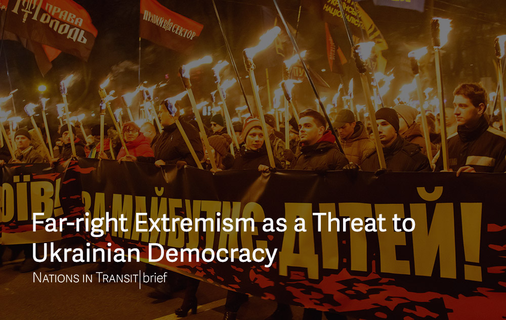 Far-right Extremism as a Threat to Ukrainian Democracy