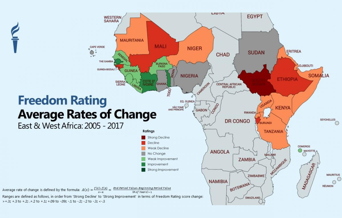 Democratic Governance in Africa: Three Key Trends | Freedom ...
