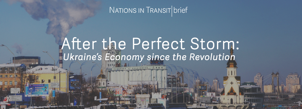 After the Perfect Storm Ukraine's Economy After the Revolution