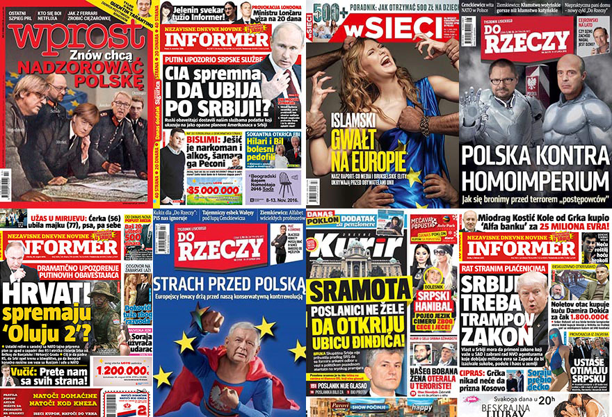Tabloid Trouble: Worst journalism in 2017 shows populist mindset