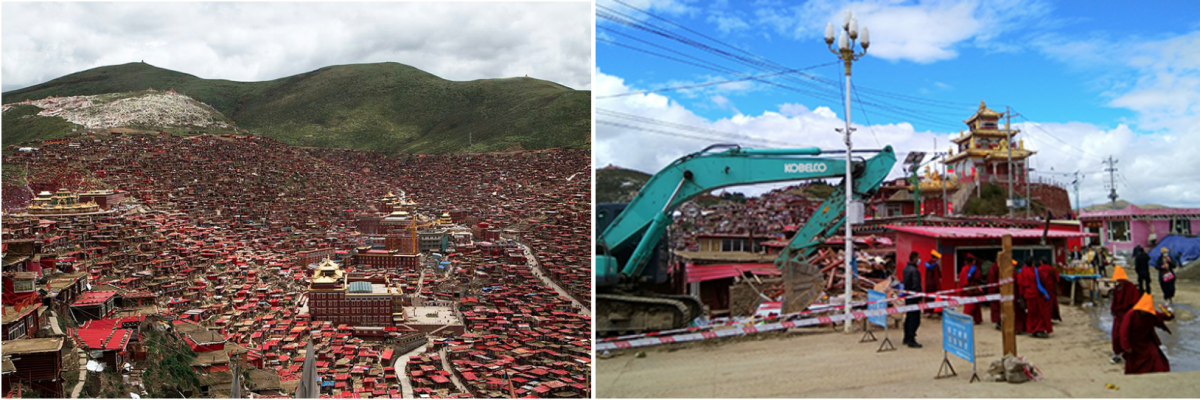 Violent Repression: Persecution of Tibetan Buddhists has intensified #ChinaReport