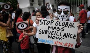protest against internet freedom stop mass surveillance