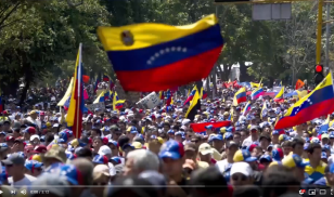 Venezuelans Demand Freedom Video Thumbnail
