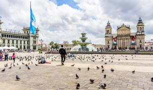 Guatemala City, Guatemala. Editorial credit: Lucy Brown - loca4motion / Shutterstock.com