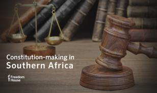 Constitution-making in Southern Africa Report Image 2017