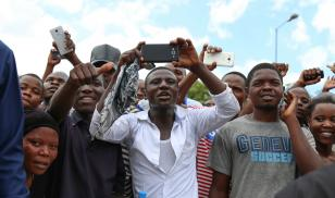 Tanzania protest civil society