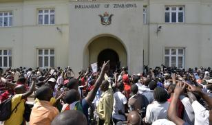 Freedom Under Threat Africa Anti-NGO Zimbabwe Photo