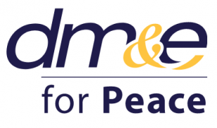 DME for peace logo