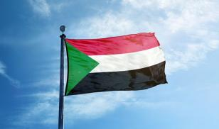 flag of Sudan country