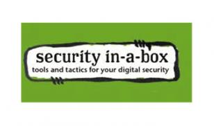 security in a box digital security resources