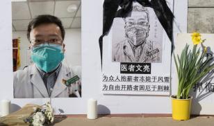 covid newsletter li wenliang china coronavirus democracy pandemic
