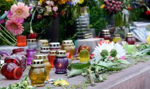 memorial candles ukraine program