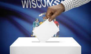 covid coronavirus election wisconsin