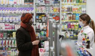Russia coronavirus pharmacy lockdown