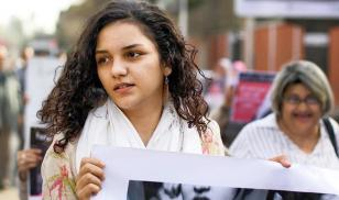Egyptian activist Sanaa Seif detained