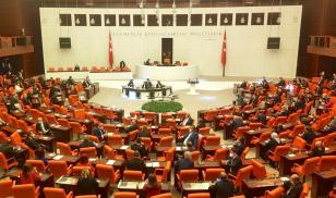 Turkey Parliament Social Media voting