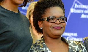 Human rights lawyer Beatrice Mtetwa