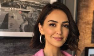 Nazanin Boniadi actress and activist Iran