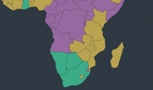 Sub-Saharan Africa programs region FIW 2020 screenshot