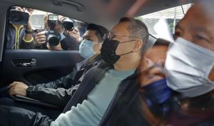 Hong Kong mass arrest of prodemocracy advocates