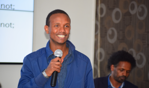 Ethiopian blogger civil society leader Befekadu Hailu