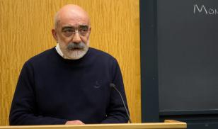 Novelist and journalist Ahmet Altan speaks at Harvard Kennedy School Kokkalis Program