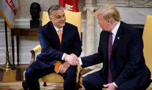 Orban and Trump meet in Washington