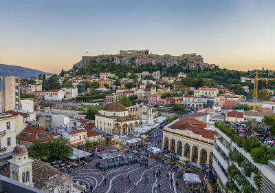 Athens, Greece. Editorial credit: Pit Stock / Shutterstock.com