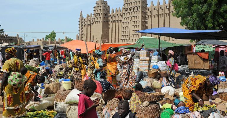 Mali Freedom House